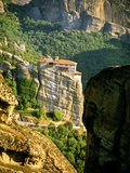 Roussanou Monastery, Meteora, Greece Photographic Print by Blaine Harrington