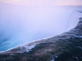 Horseshoe Falls at Dawn, Niagara Falls, Ontario, Canada Photographic Print by Barrett &amp; MacKay 