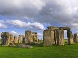 Stonehenge Photographic Print by Keren Su