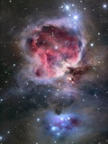 The Orion Nebula Photographic Print