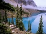 Moraine Lake, Banff National Park, Alberta, Canada Photographic Print by Ron Erwin