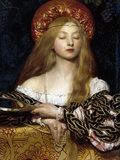 Vanity Photographic Print by Frank Cadogan Cowper
