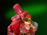 Red Realgar Photographic Print by Walter Geiersperger