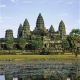 Angkor Wat, Cambodia Photographic Print by Yi Lu