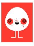 Eggyman Giclee Print by Kirsten Ulve