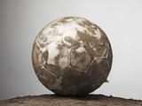 Soccer ball Reprodukcja zdjęcia autor Paul Taylor
