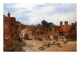 Haslemere, Surrey, England Giclee Print by George Vicat Cole