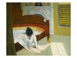 Summer Interior Giclee Print by Edward Hopper