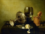 Still Life Photographic Print by Willem Claesz. Heda
