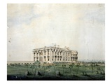 The President's House Giclee Print by George Munger