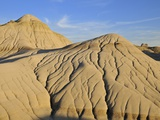 Hoodoos, Badlands, Dinosaur Provincial Park, Alberta, Canada Photographic Print by Michael Wheatley