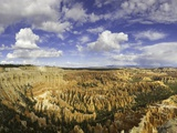 Hoodoos in Bryce Amphitheater in Bryce Canyon National Park Photographic Print by John Eastcott & Yva Momatiuk