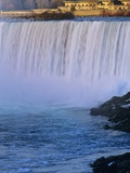 Horseshoe Falls, Niagara Falls, Ontario, Canada. Photographic Print by  Barrett & Mackay