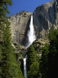 Yosemite Falls Photographic Print by ML Sinibaldi