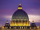 Rome, Vatican City listed as World Heritage by UNESCO, Lámina fotográfica por Sylvain Sonnet
