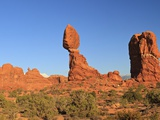 Balanced Rock, Arches National Park Photographic Print by Stuart Westmorland