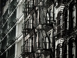 New york buildings Photographic Print
