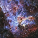 Carina Nebula or  NGC 3372 Photographic Print