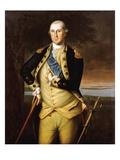 George Washington Premium Giclee Print by Charles Willson Peale