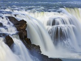 Gullfoss Waterfall Photographic Print by Frank Krahmer