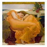 Flaming June Photographic Print by Frederic Leighton