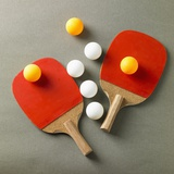 Table tennis gears Photographie