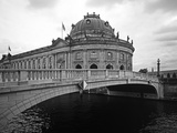 Monbijou Bridge Spanning the Spree River Photographic Print by Murat Taner