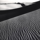 Desert Sand Dunes Death Valley, California Photographic Print by Gary Faye