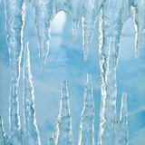 Icicles Photographic Print by Adrianna Williams