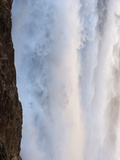 The Lower Falls of the Grand Canyon of the Yellowstone River Fotografisk tryk af Charles Kogod