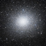 Omega Centauri or NGC 5139 Photographic Print