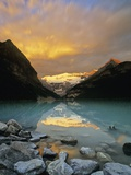 Lake Louise, Banff National Park, Alberta, Canada. Photographic Print by John E Marriott