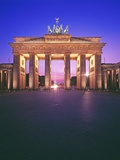 Brandenburg Gate Photographic Print by Murat Taner