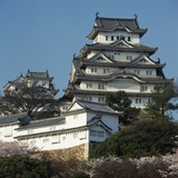 Himeji Castle, Japan Photographic Print by Micha Pawlitzki