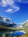 Athabasca Glacier Scenic, Jasper National Park, Alberta, Canada Photographic Print by Mike Grandmaison