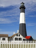 Tybee Island Lighthouse in Savannah Photographic Print by Richard Cummins