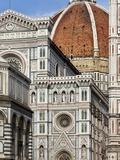 Il Duomo of Santa Maria del Fiore cathedral Photographic Print by Bruno Ehrs