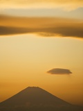 Mt. Fuji from Arasaki Point Photographic Print
