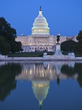 Capitol building Photographic Print