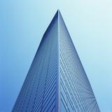 Skyscraper, Tokyo Photographic Print by Micha Pawlitzki