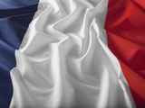 French Flag Photographic Print by Mike Kemp