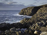 coastline near Gallan Head Photographic Print by Macduff Everton