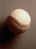 Baseball Photographic Print by Todd Haiman