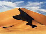 Dunes in the Murzuq Desert Photographic Print by Frank Krahmer