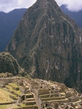 Machu Picchu Photographic Print by Beth Dixson