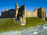 Warkworth Castle Photographic Print by Jason Friend