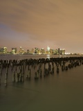 View of Jersey City from Manhattan Photographic Print by Jeff Spielman
