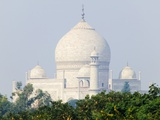 Domed Roofs of the Taj Mahal Photographic Print by Jeremy Woodhouse