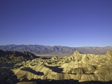 Zabriskie Point in Death Valley National Park Photographic Print by John Eastcott & Yva Momatiuk