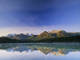 Herbert Lake, Banff National Park, Alberta, Canada. Photographic Print by John E Marriott